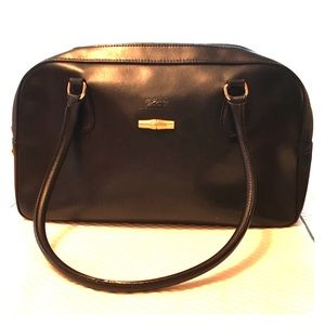 Longchamp Handbag Black.